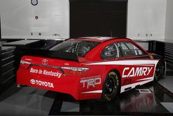 2015纳斯卡丰田凯美瑞(Camry)赛车首发布