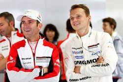 Romain Dumas et Marc Lieb