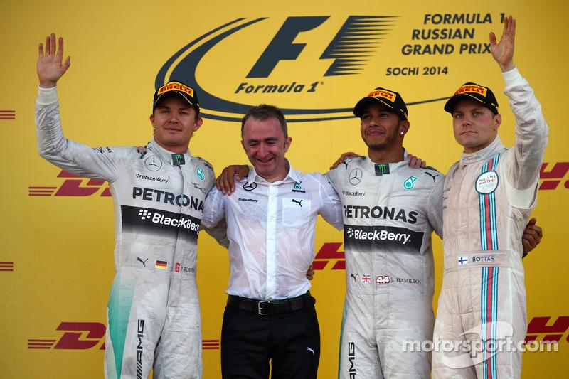 El primer circuito donde Bottas repitió podio