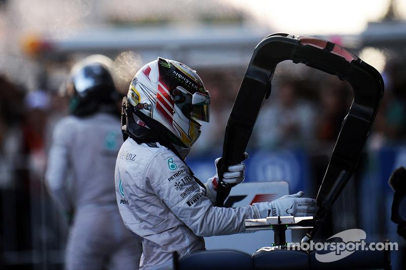 31- GP da Russia 2014, Mercedes