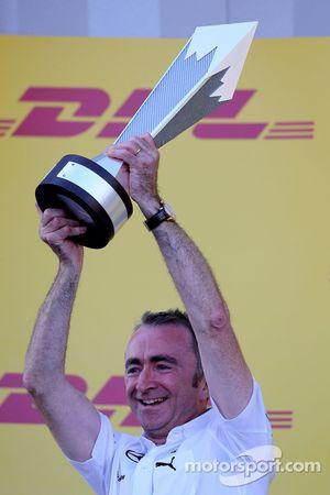 Paddy Lowe, Mercedes AMG F1 direttore esecutivo,