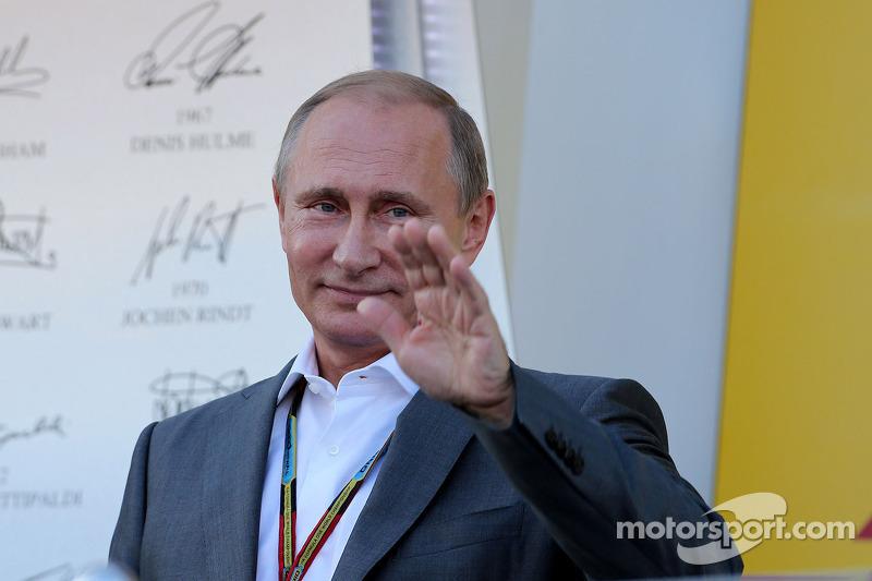 Vladimir Putin, Russischer Präsident