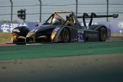 #21 Team Avelon Formula Wolf GB08: Denis Lian, Guglielmo Belotti