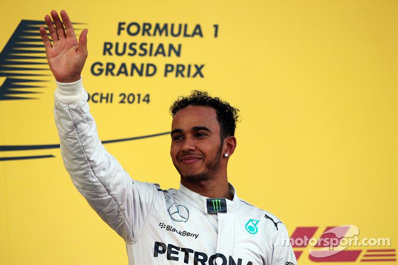 A pesar de las críticas y de cuestionar su estilo de vida, Hamilton ganó un campeonato tras otro a partir de 2014 (salvo 2016)