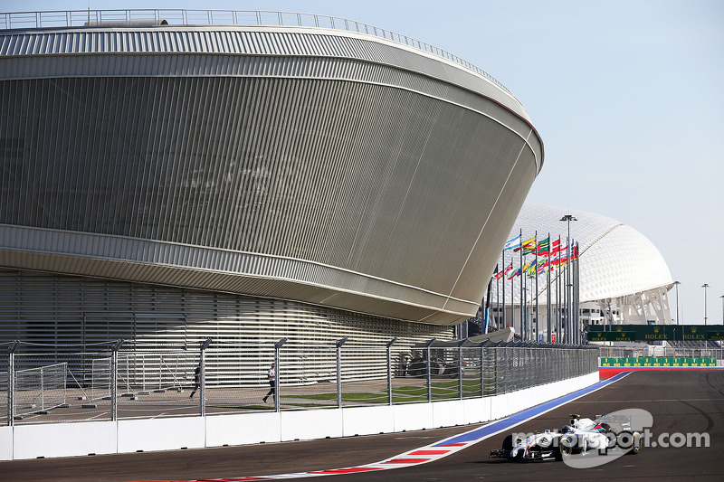O GP da Rússia, dentro da F1 'moderna', é disputado desde 2014, em Sochi, no parque olímpico construído para as Olimpíadas de Inverno de 2014.