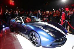 Ferrari celebra sus 60 años en el EE.UU.