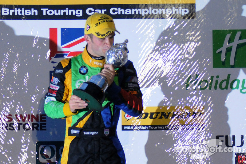 2014 BTCC Champion Colin Turkington, eBay Motors
