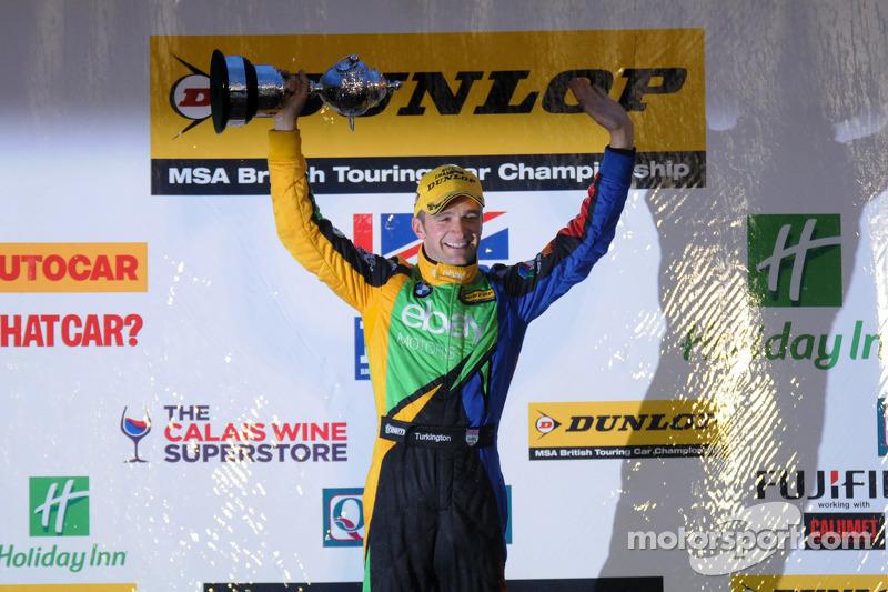 2014 BTCC Champion Colin Turkington, eBay Motors