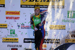 2014 BTCC-kampioen Colin Turkington, eBay Motors
