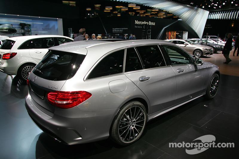 Mercedes C220 Blue Tec