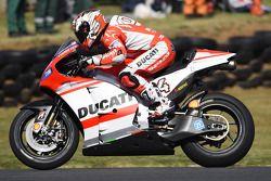 Andrea Dovizioso, Ducati Team, Ducati Desmosedici GP14