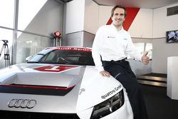 Présentation de la nouvelle Audi TT Cup series