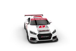 Presentation of the new Audi TT Cup series