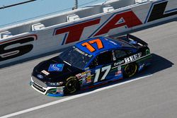 Ricky Stenhouse Jr. su Ford del team Roush Fenway Racing