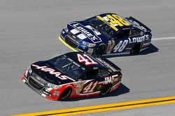 Kurt Busch e Jimmie Johnson