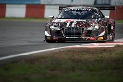 #1 Audi Belçika Klübü, WRT Audi R8 LMS Ultra Takımı: Cesar Ramos, Laurens Vanthoor