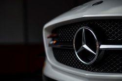 Mercedes detayı
