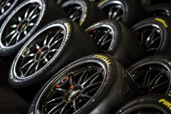 Détail de pneu Pirelli
