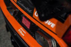 G-Drive Lamborghini detayı