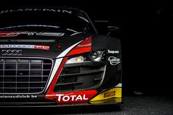 比利时奥迪俱乐部WRT车队的奥迪R8 LMS Ultra