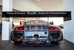 #1 Audi Belçika Klübü, WRT Audi R8 LMS Ultra Takımı