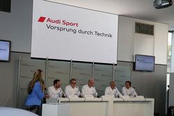 Presentación del nuevo Audi TT Copa 2015