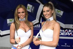 Ragazze Yamaha