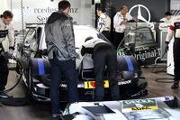Mechaniker von Christian Vietoris, Mercedes AMG DTM-Team HWA, DTM Mercedes AMG C-Coupe