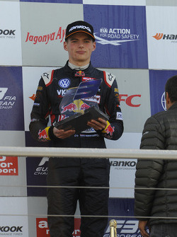 Макс Ферстаппен. Хоккенхайм II, суббота, после первой гонки.