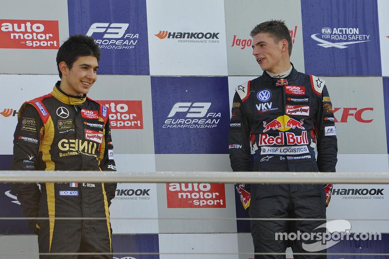 8. Последняя победа в Ф3 (октябрь 2014)
