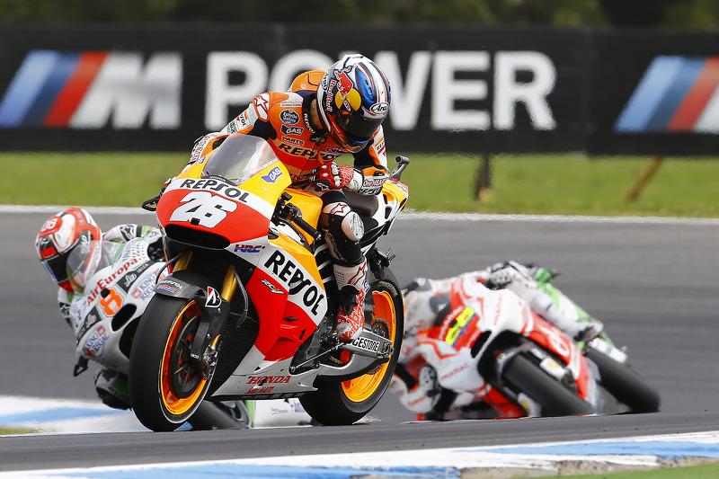 2014: MotoGP Australia