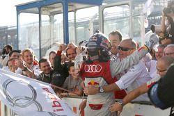 Vincitore Mattias Ekstrom, Audi Sport Team Abt Sportsline, Audi A5 DTM