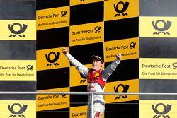 Racewinnaar Mattias Ekstrom, Audi Sport Team Abt Sportsline, Audi A5 DTM