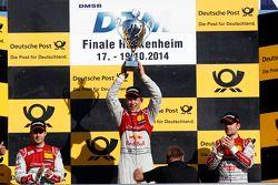 Rennsieger Mattias Ekstroöm, Audi Sport Team Abt Sportsline, Audi A5 DTM