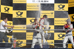 Podium, Champagne for all