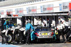 Boxenstopp, Daniel Juncadella, Mercedes AMG DTM-Team Mucke, DTM Mercedes AMG C-Coupe