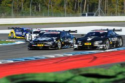 Christian Vietoris, Original-Teile Mercedes AMG, DTM Mercedes AMG C-Coupe ; Adrien Tambay, Audi Spor