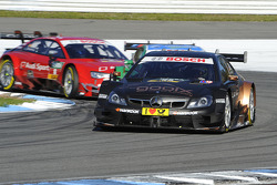 Pascal Wehrlein, gooix Mercedes AMG, DTM Mercedes AMG C-Coupe,