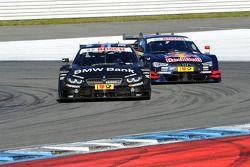Bruno Spengler, BMW Team Schnitzer, BMW M4 DTM, Mattias Ekstrum, Audi Sport Team Abt Sportsline, Audi RS 5 DTM,
