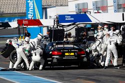 Pitstop, Bruno Spengler, BMW Team Schnitzer BMW M4 DTM