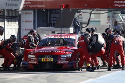 Pitstop, Miguel Molina, Audi Sport Takımı Abt Audi RS 5 DTM