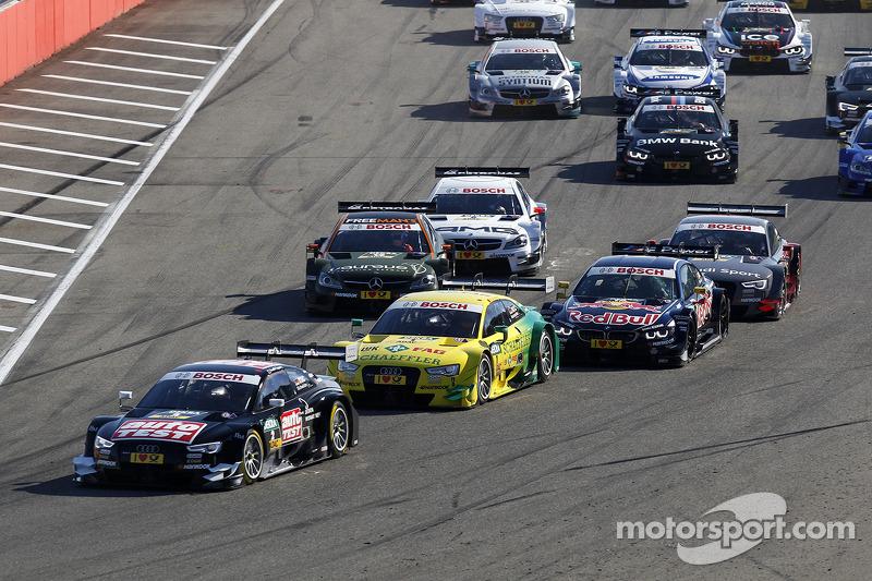 Inicio de la carrera, Timo Scheider, Audi Sport Team Phoenix Audi RS 5 DTM