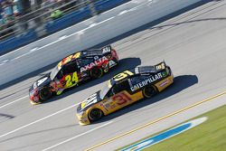 Jeff Gordon e Ryan Newman
