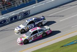 Brian Vickers y Clint Bowyer