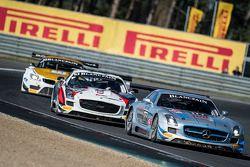 #177 GT Russian Team 梅赛德斯 SLS AMG GT3: 阿历克谢·瓦西里耶夫, 马尔科·阿斯玛