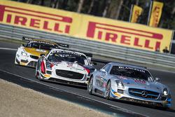 #177 GT Rusya Takımı Mercedes SLS AMG GT3: Alexey Vasiliev, Marko Asmer