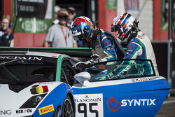 #95 NSC Motorsports 兰博基尼 LFII: 彼得·考克斯, 尼基·卡茨伯格