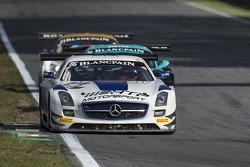 #86 HTP Motorsport 梅赛德斯 SLS AMG GT3: 卢卡斯·沃尔夫, 卢卡·施托尔茨