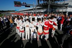 DTM drivers support Jules Bianchi