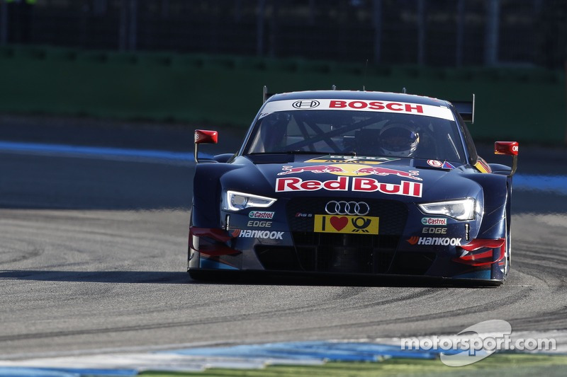 2014 (титул конструктора): Audi RS5 DTM